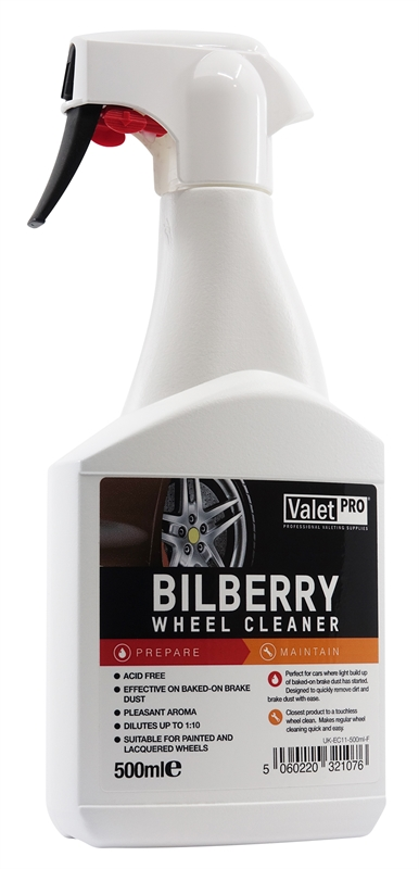 ValetPRO Bilberry Whell Cleaner - Čistič diskov  500ml