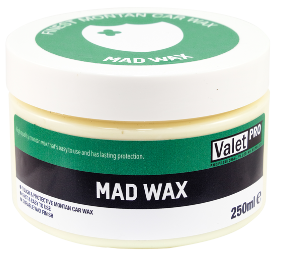 ValetPRO Mad Wax - Vosk, pastový 250ml