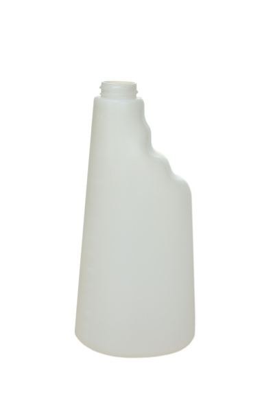 600ML BOTTLE FOR TRIGGER SPRAYER - FĽAŠA  600ML