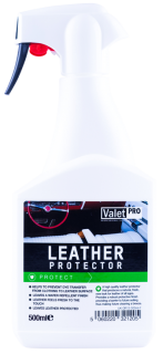 ValetPRO Leather Protector - Ochrana kože 500ml
